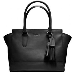Coach X Large Legacy Tanner Tote Brand New!